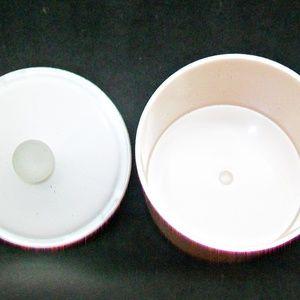 InterDesign Storage & Organization - 2 InterDesign Storage Vanity Pink Plastic Boxes
